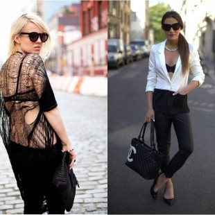 Mixing Lingerie With Your Style