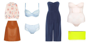 6 Summer Trends & The Lingerie To Wear Underneath