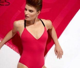 This Summer's Swimwear by Eres