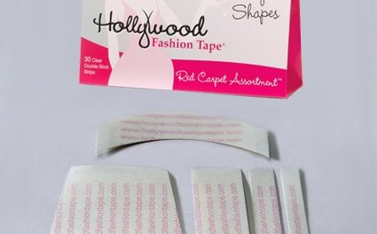 Hollywood Fashion Tape Helps You Look Fabulous!