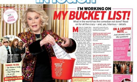 Even Joan Rivers Needs a Bra Fitting!
