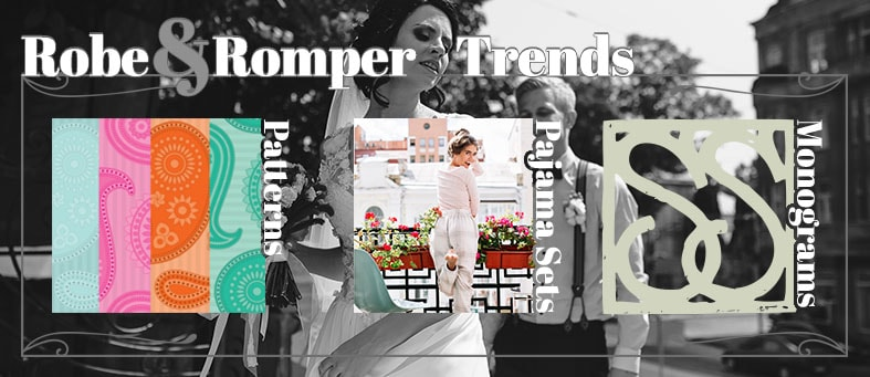 Robe and Romper Trends