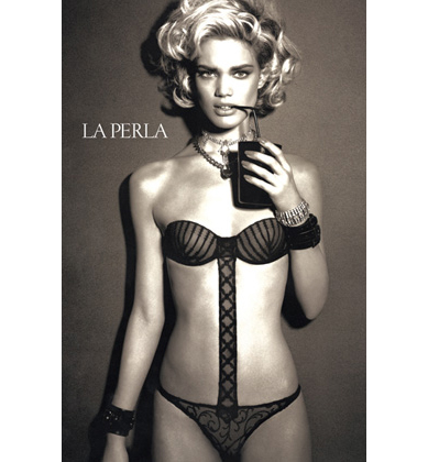 La Perla Photo Courtesy of PW Style Blog