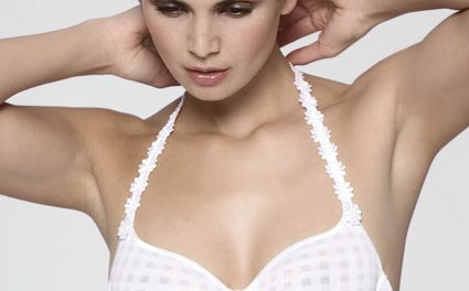Bra Fitting Tip of the Day: Molded vs. Contoured