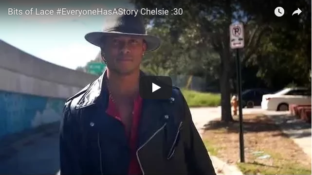 Bits of Lace #EveryoneHasAStory Chelsie :30 Video